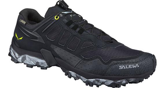 Salewa Ultra Train GTX - Zapatillas para correr - negro